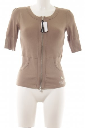 Marc Cain Cardigan beige Casual-Look