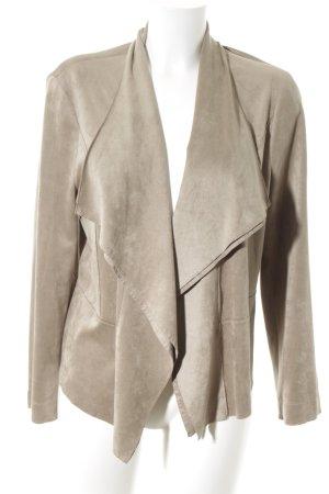 Marc Cain Cardigan graubraun minimalistischer Stil