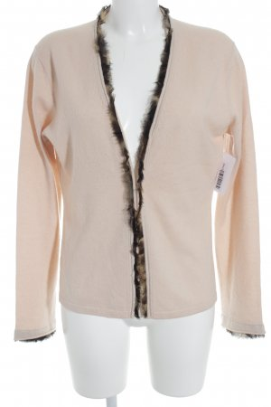 Marc Cain Cardigan nude Casual-Look