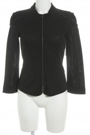 Marc Cain Cardigan schwarz Casual-Look