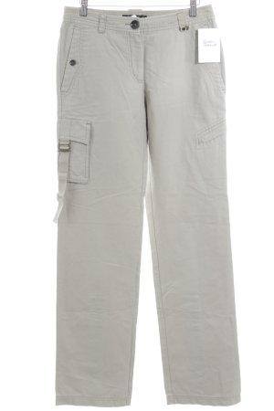 Marc Cain Cargo Pants beige casual look