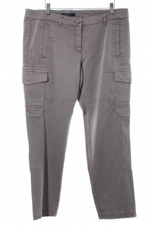 Marc Cain Cargo Pants grey brown boyfriend style