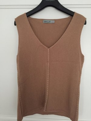 Marc Cain Knitted Top camel