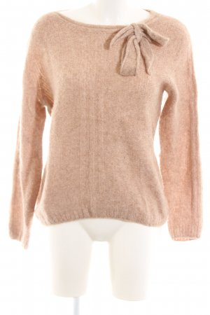 Marc Cain Cashmere Jumper nude casual look