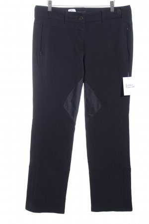 Marc Cain Chinohose schwarz Casual-Look