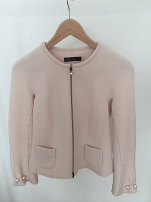 Marc Cain Wool Blazer pink new wool