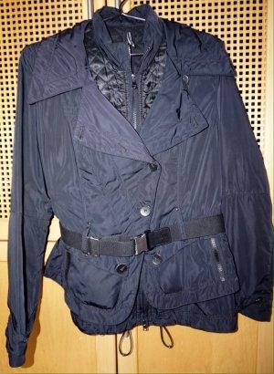Marc Cain Double Jacket black