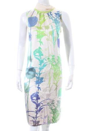 Marc Cain Etuikleid florales Muster Eleganz-Look