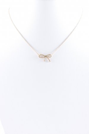 Marc Cain Goldkette goldfarben Casual-Look