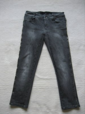 Marc Cain Jeans a 7/8 grigio