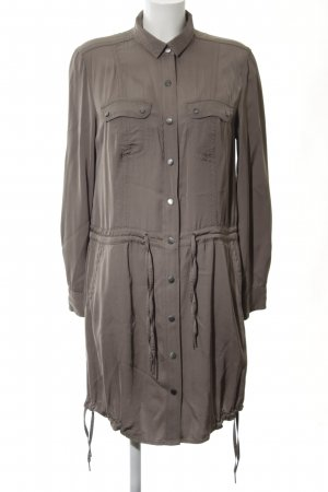 Marc Cain Shirtwaist dress brown casual look