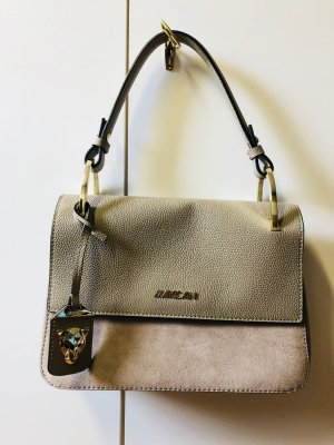 Marc Cain Carry Bag beige-grey brown leather