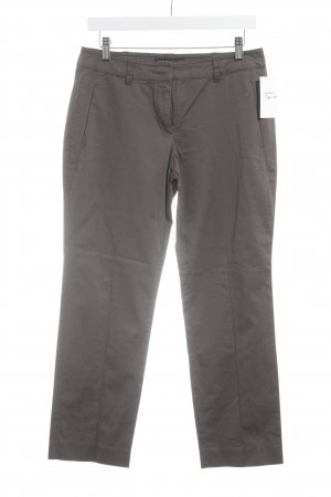Marc Cain Hoge taille broek taupe casual uitstraling