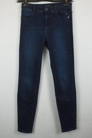MARC CAIN High Waist Jeans Gr. N3 blau