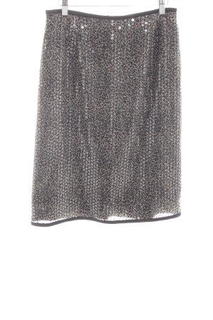 Marc Cain High Waist Skirt animal pattern animal print