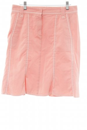 Marc Cain High Waist Rock apricot Casual-Look