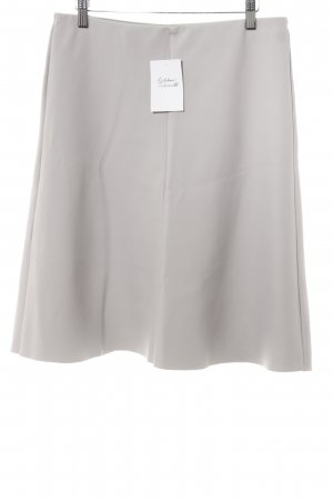 Marc Cain High Waist Rock hellbeige Casual-Look