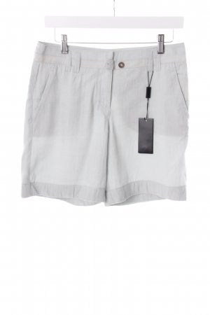 Marc Cain High-Waist-Shorts hellblau