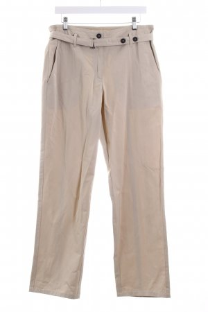 Marc Cain Hose beige Casual-Look