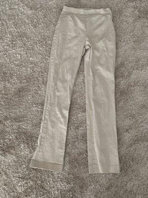 Marc Cain High Waist Trousers natural white