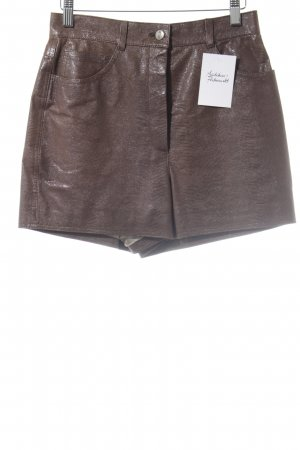 Marc Cain Short moulant ocre style d'affaires