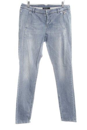 Marc Cain Hüftjeans himmelblau Jeans-Optik