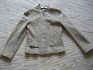 marc cain jacke blazer grau top zustand gr. s 36