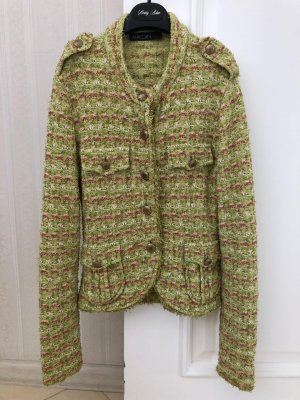 Marc Cain Knitted Blazer multicolored