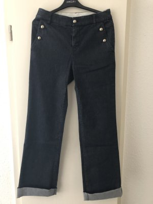 Marc Cain Denim Flares dark blue