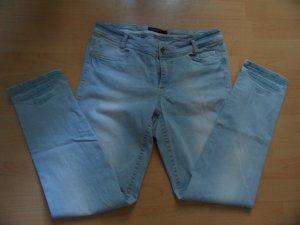 Marc Cain Jeans Blau  Gr. N 4/ 40 Aktuell & Top