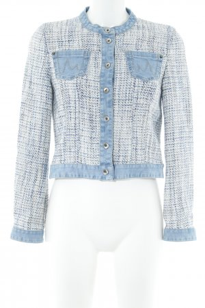 Marc Cain Jeansjacke Webmuster Casual-Look