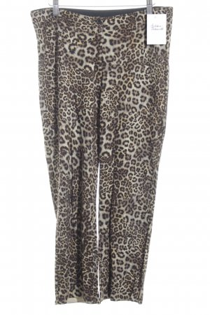 Marc Cain Jeggings animal pattern extravagant style