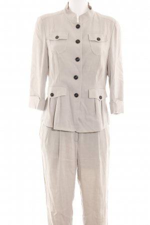 Marc Cain Jersey Twin Set wollweiß Casual-Look