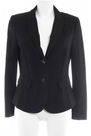 Marc Cain Jerseyblazer schwarz Business-Look
