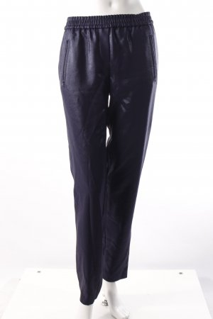 Marc Cain Jogpants blau-glitzernd