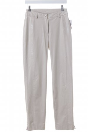 Marc Cain Peg Top Trousers cream extravagant style
