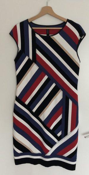Marc Cain Stretch Dress multicolored viscose