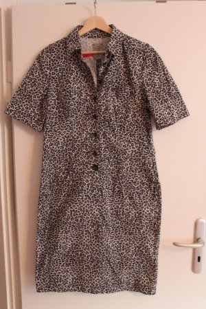 Marc Cain Kleid Leopardenmuster