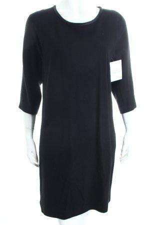 Marc Cain Kleid schwarz minimalistischer Stil