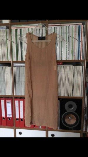 Marc Cain Kleid Unterkleid Transparent Gr. S Nude