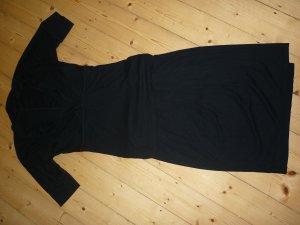 MARC CAIN Kleid, zweiteilig, schwarz, Größe: Oberteil 36, Rock 38, NEUWERTIG