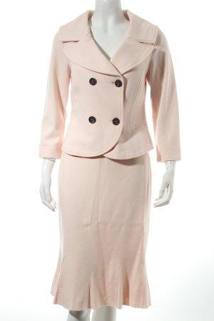 Marc Cain Kostüm rosé Eleganz-Look