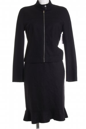 Marc Cain Ladies' Suit black business style