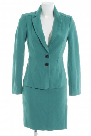 Marc Cain Ladies' Suit turquoise simple style