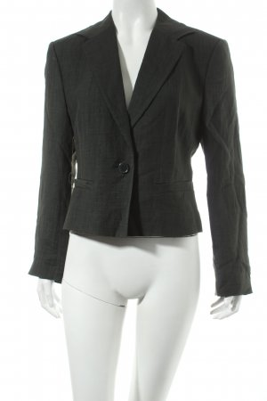 Marc Cain Kurz-Blazer dunkelgrün Business-Look