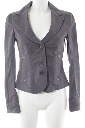 Marc Cain Kurz-Blazer grau Business-Look