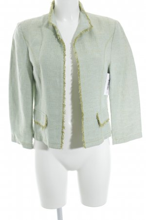 Marc Cain Kurz-Blazer mint Casual-Look