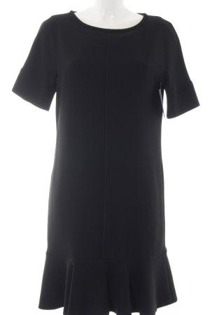 Marc Cain Kurzarmkleid schwarz Elegant