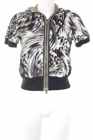 Marc Cain Kurzjacke Animalmuster Animal-Look