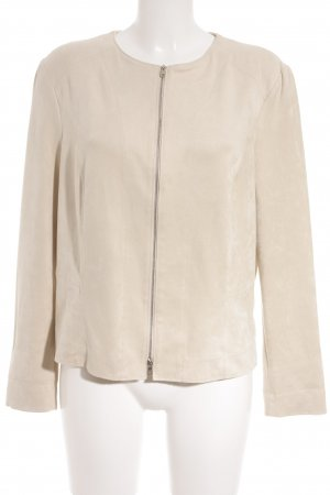Marc Cain Kurzjacke creme Street-Fashion-Look